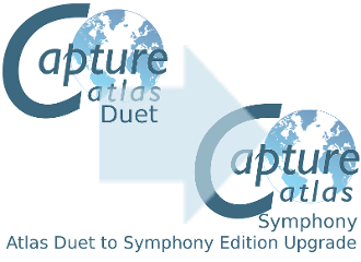 Capture Atlas Duet to Symphony Edition Upgrade