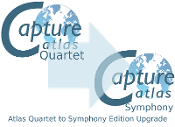 Capture Atlas Quartet to Symphony Edition Upgrade