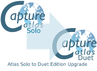 Capture Atlas Solo to Duet Edition Upgrade
